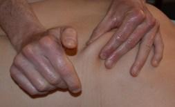 Bindvävsmassage